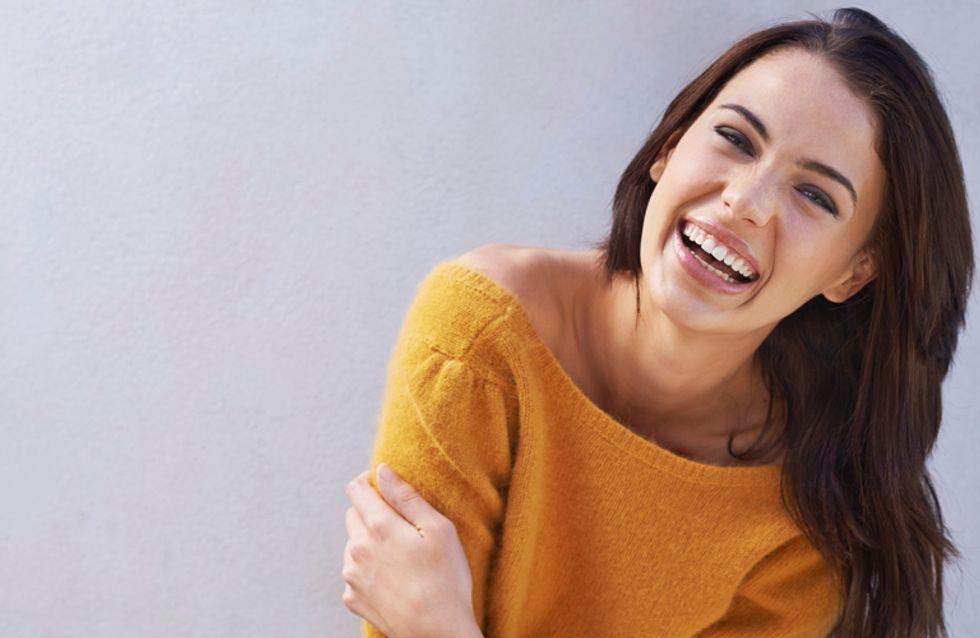 ¿Mujeres atractivas? ¡Mujeres seguras de sí mismas!