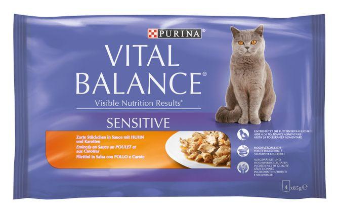Gamme Vital Balance sensitive