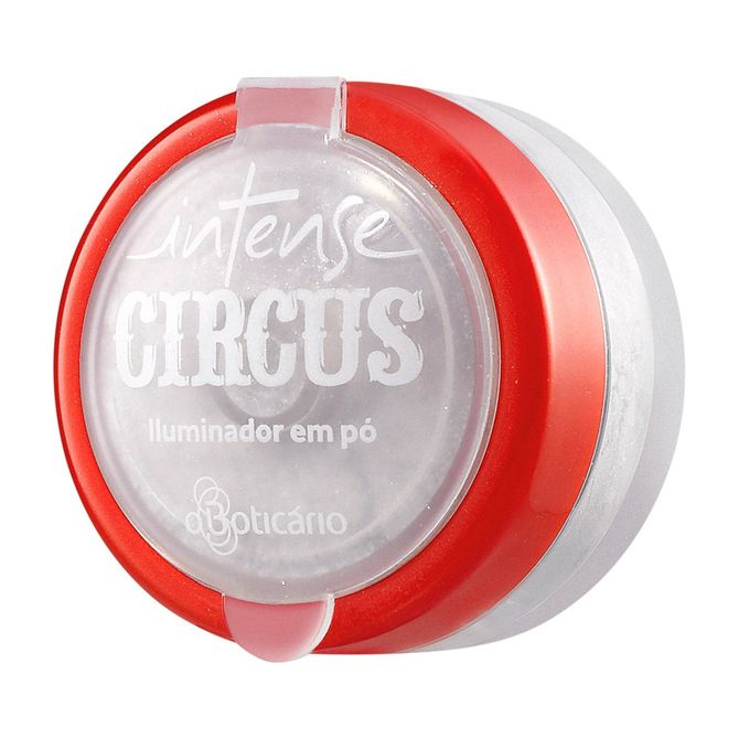 Iluminador em pó Intense Circus, O Boticário, R$26