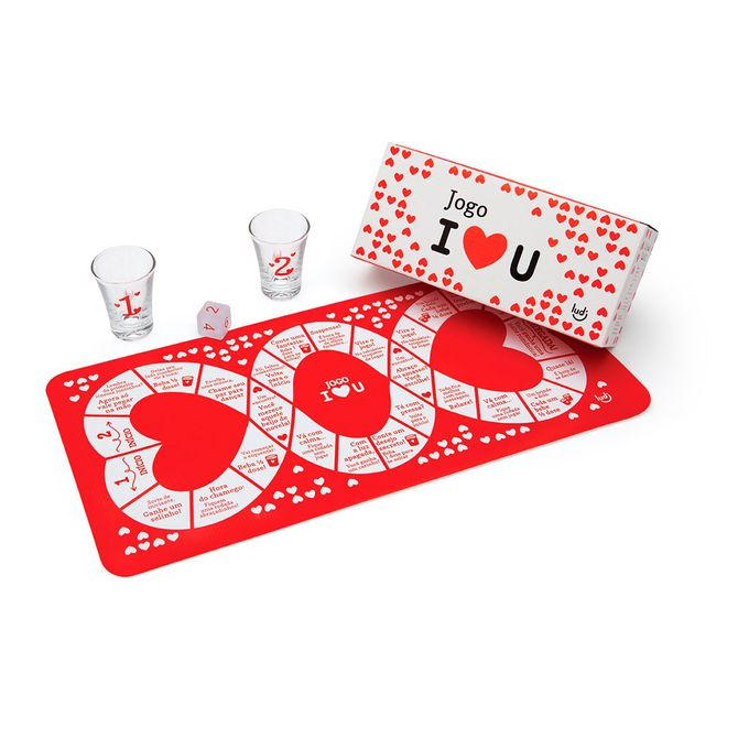Jogo I love you na L3 store R$ 69,90