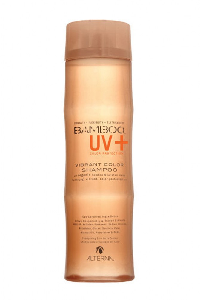 Alterna Bamboo UV+ Vibrant Colour Shampoo, um 25 €