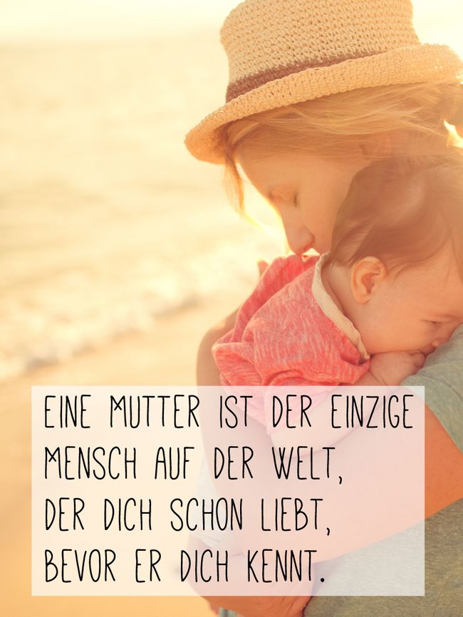 Weil Mama Die Beste Ist Die Schonsten Mutter Spruche