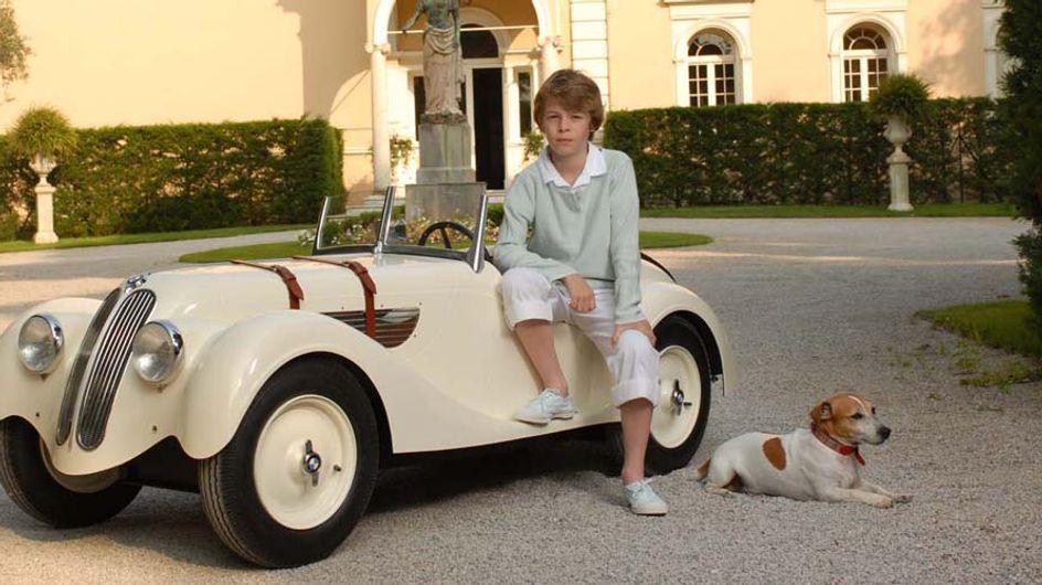 Su primer coche de época