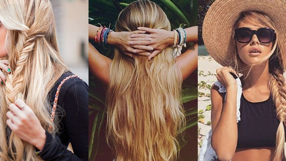 Tresses On Fleek! 25 Seriously Hot Summer Hairstyles