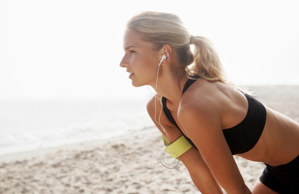 Courir quand il fait chaud, une mauvaise idée ?