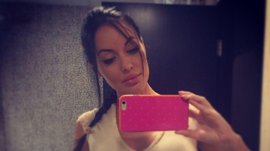 Veronika Black, le sosie d'Angelina Jolie qui affole la Toile (Photos)