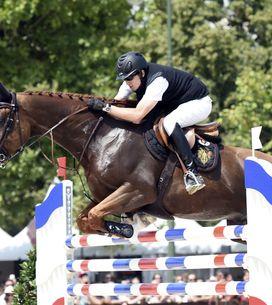 Guillaume Canet : Sa chute de cheval lors de la compétition Paris Eiffel Jumping