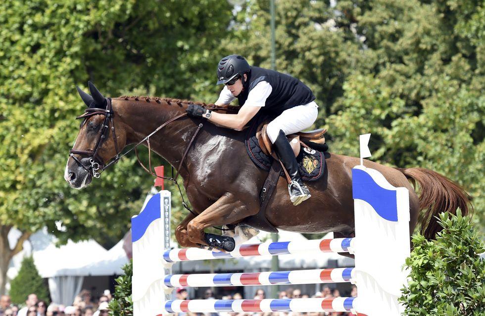 Guillaume Canet : Sa chute de cheval lors de la compétition Paris Eiffel Jumping (Photos)