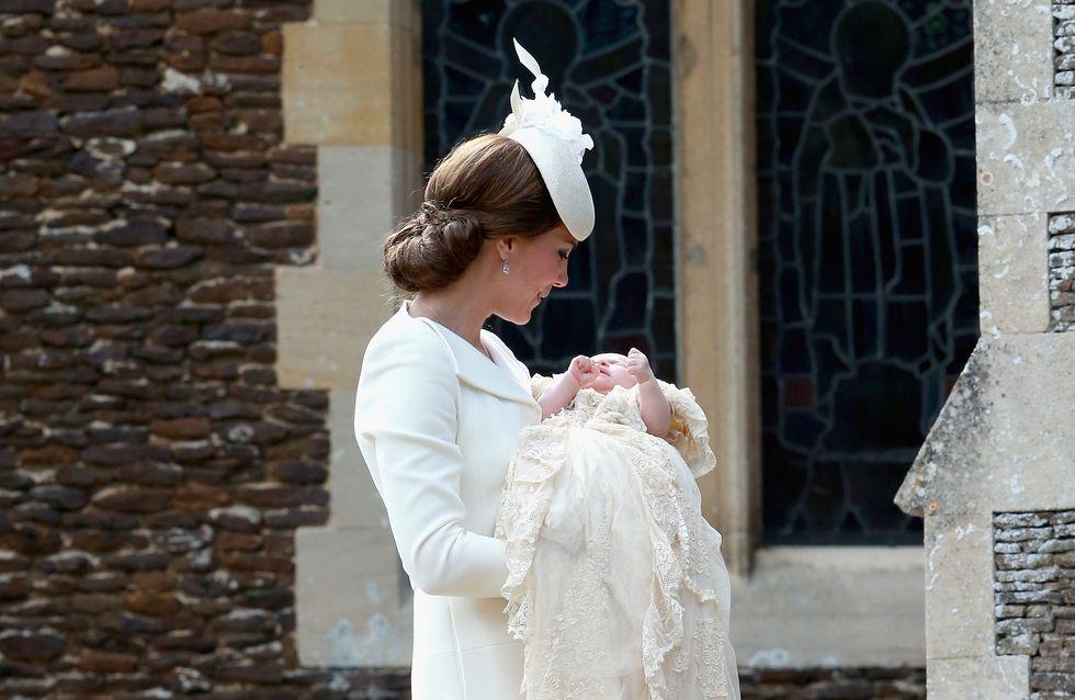 La princesse Charlotte baptisée ! (Photos)