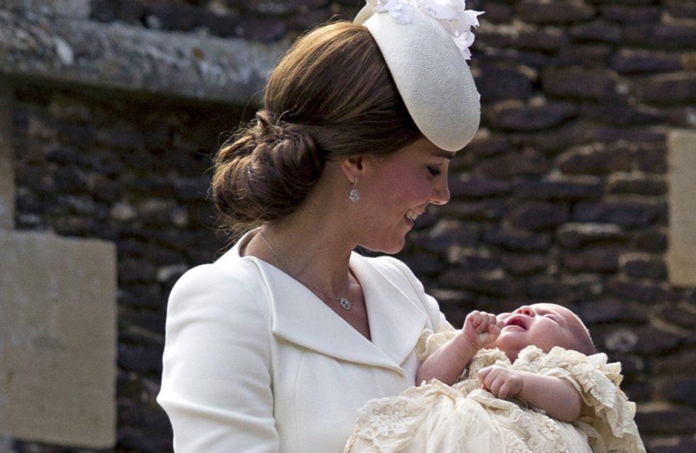 Festa grande per la piccola Charlotte. Le foto più belle del battesimo della royal baby girl!
