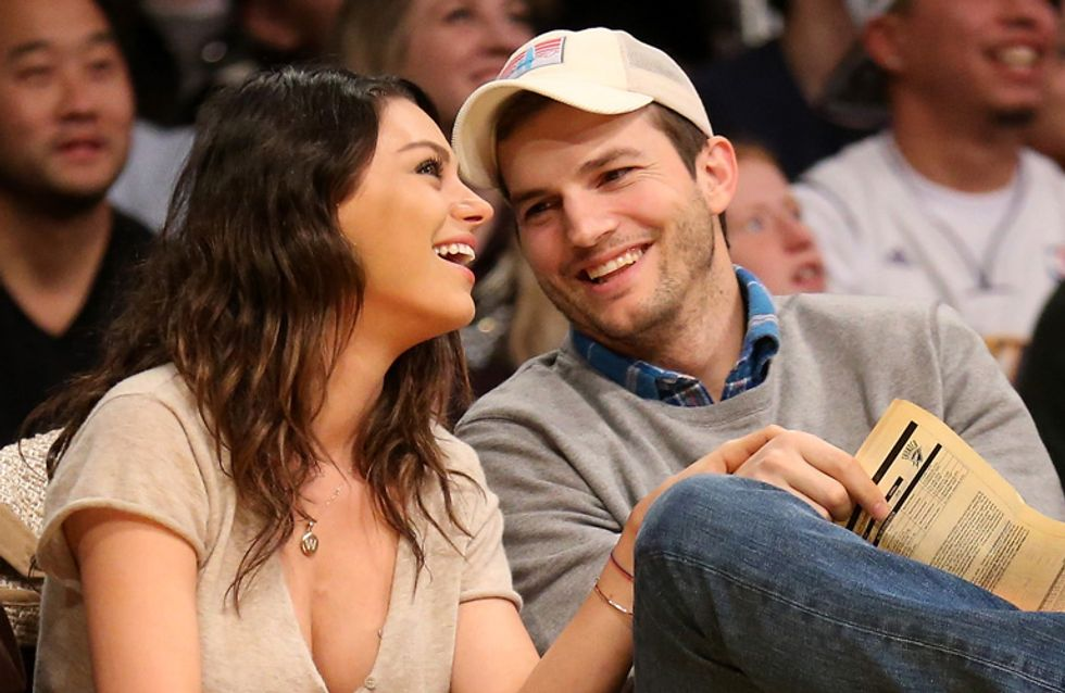 It's Official: Mila Kunis And Ashton Kutcher Are Finally Married!