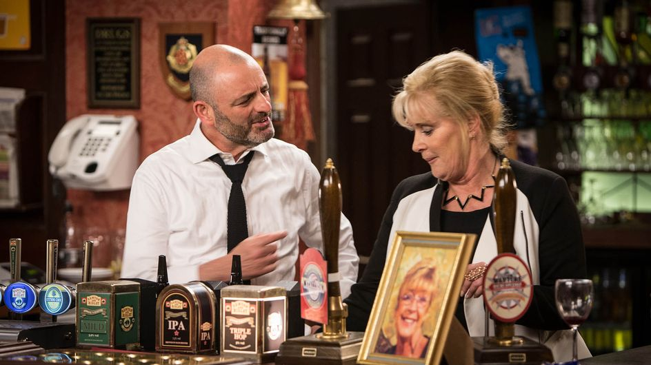Coronation Street 15/07 - The Barlows lay ghosts to rest