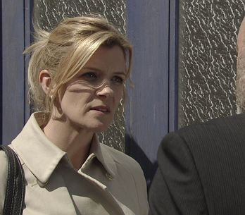 Coronation Street 16/07 - Tracy's bolstered by Robert's return