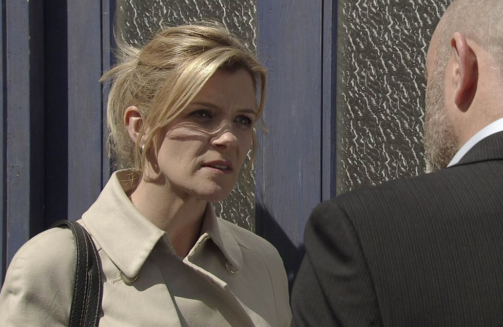 Coronation Street 16/07 - Tracy's bolstered by Robert's return