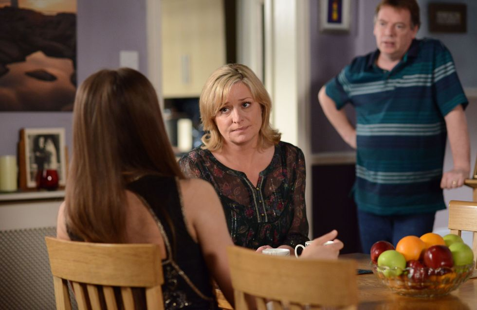 Eastenders 14/07 - Cindy is missing and Ian starts to break down