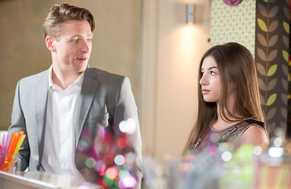 Eastenders 13/07 - It's the day of Cindy and Liam's prom