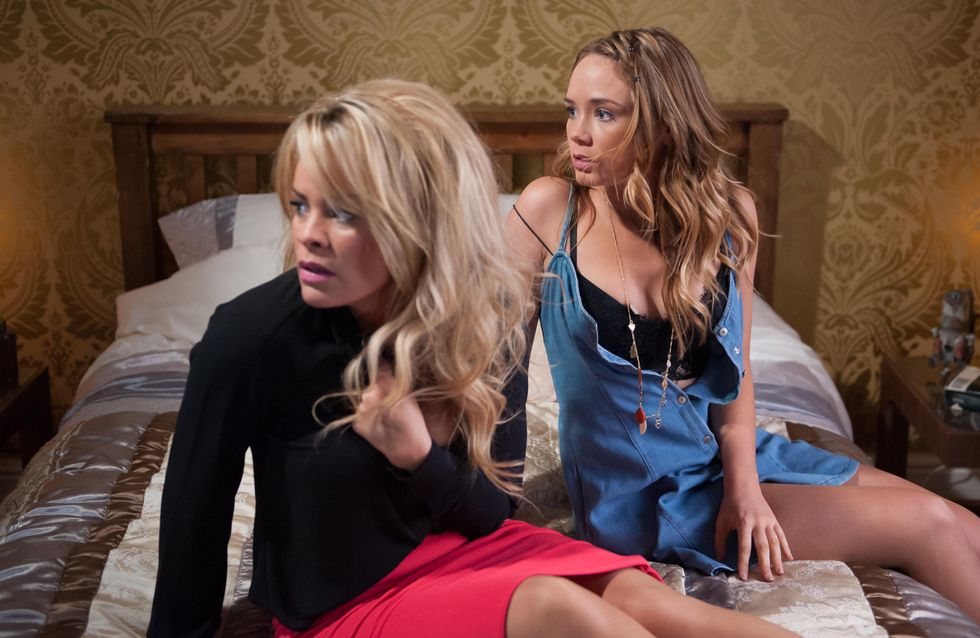 Hollyoaks 15/07 - The Loft is about to have its grand re-opening