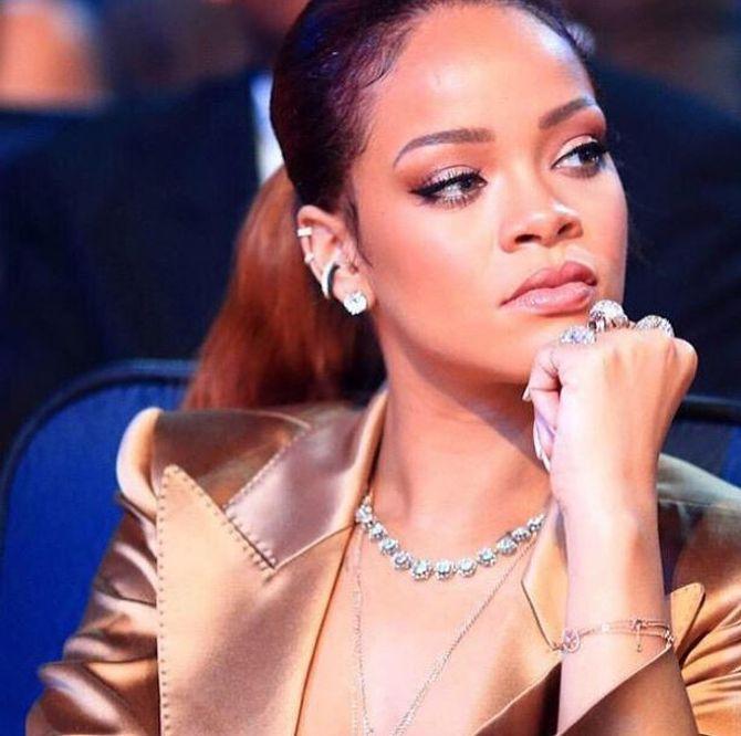Rihanna au BET Awards 2015.