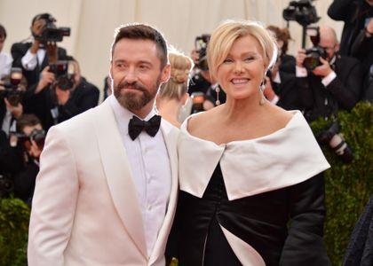 Hugh Jackman et son épouse Deborra-Lee Furness