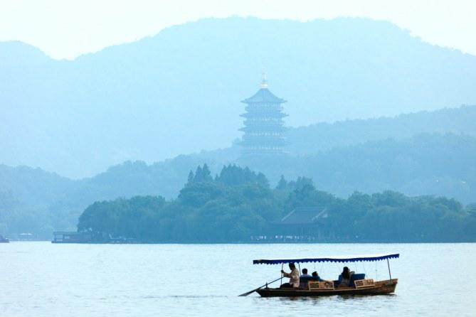 La ruta de la seda (China)
