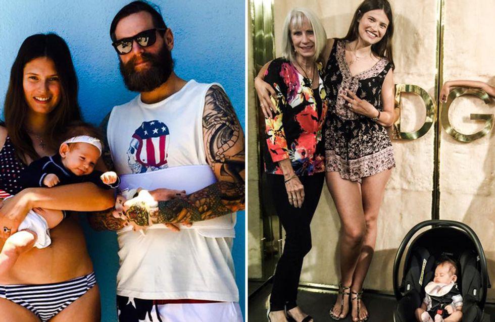 Bianca Balti: fan criticano la figlia troppo magra e lei insorge. Lo sfogo della top su Facebook!