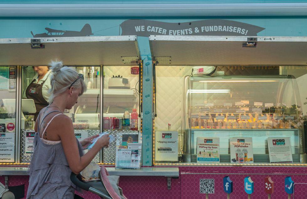 Los food trucks, la experiencia de comer sobre ruedas
