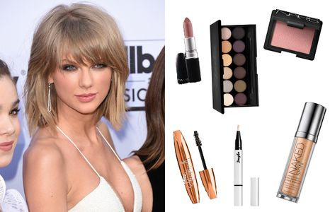 Copia el maquillaje de Taylor Swift