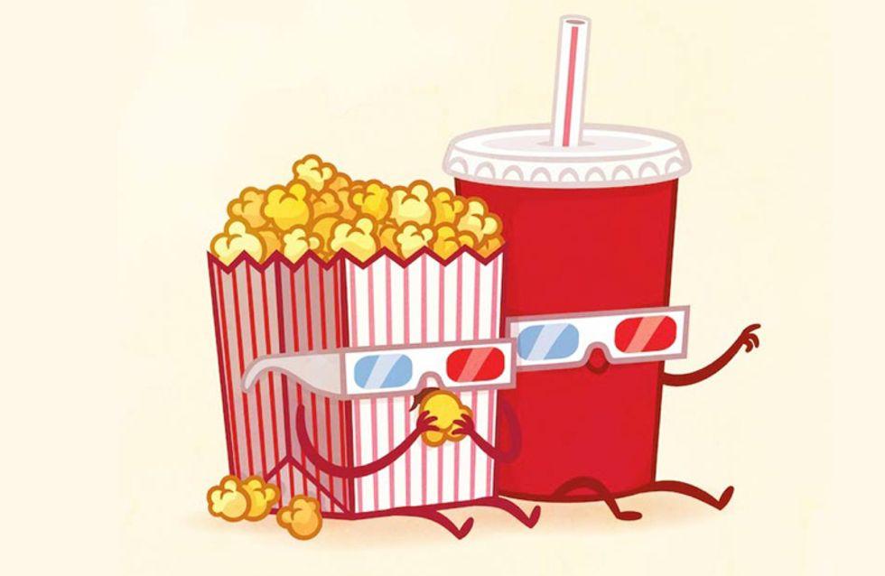 Descubre estas divertidas ilustraciones de parejas de comida inseparables