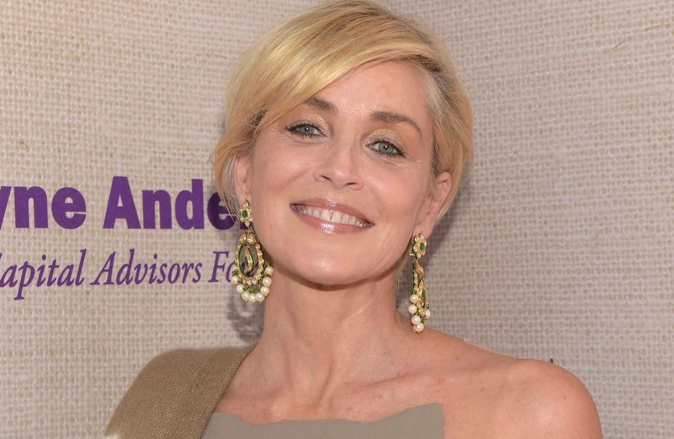 Sharon Stone et la médecine esthétique : Après mon AVC, j'ai fait des injections