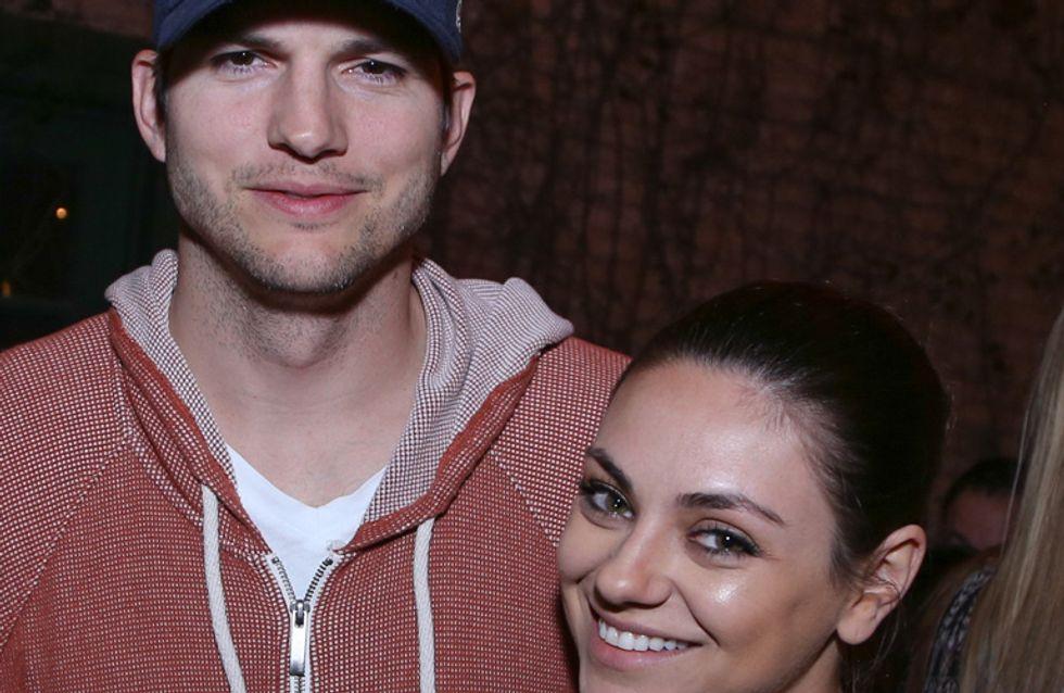 Une lune de miel très nature pour Ashton Kutcher et Mila Kunis