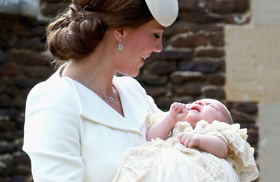 Découvrez les photos officielles du baptême de la princesse Charlotte par Mario Testino