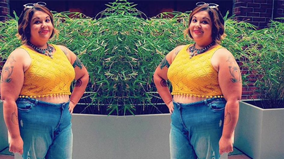 #RockTheCrop Goes Viral After Body Shaming Comment From Oprah's Magazine