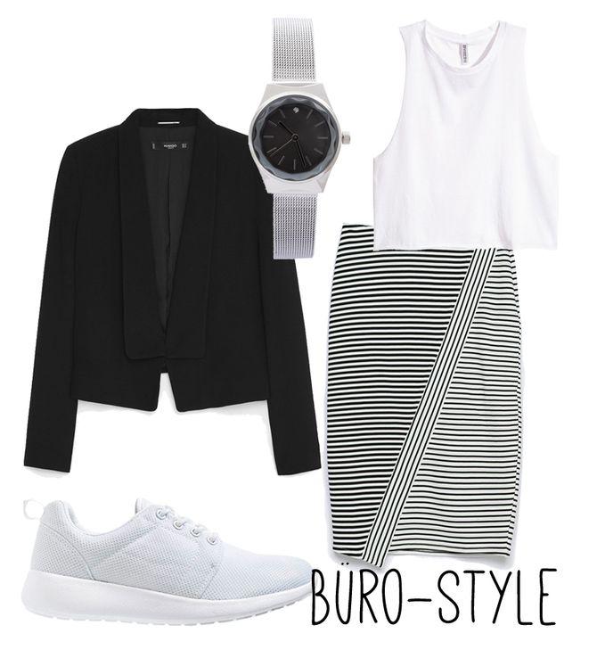 Weiße Sneaker kombinieren: Büro-Look