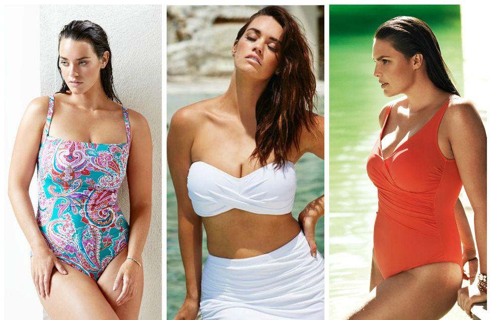 15 maillots pour mettre tes formes en valeur à la plage