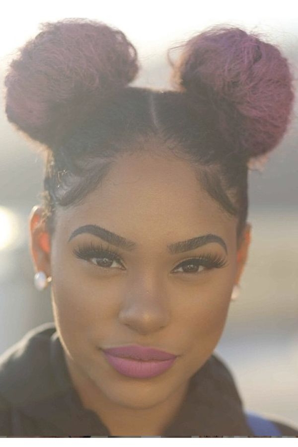17 Hot Hairstyle Ideas For Women With Afro Hair