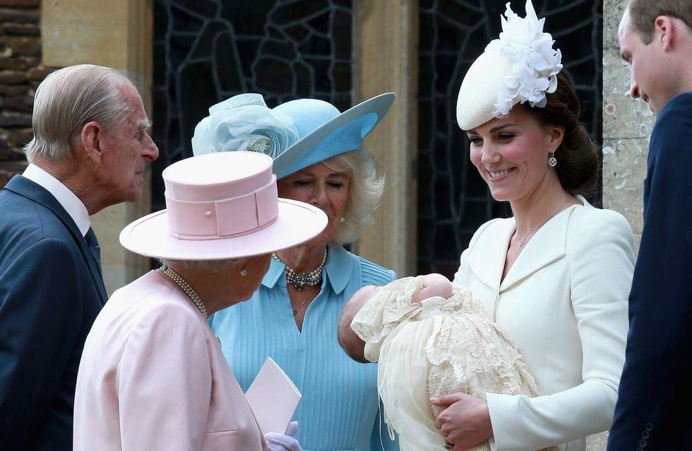 La princesse Charlotte, un bébé trop gâté