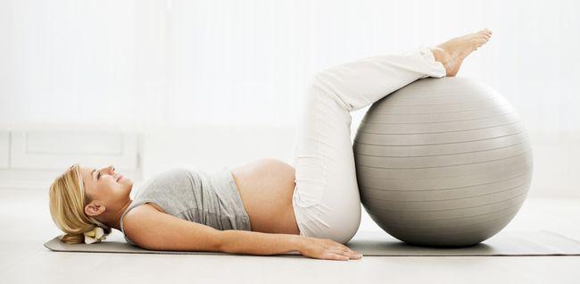 Behandlung von Rückenschmerzen in der Schwangerschaft