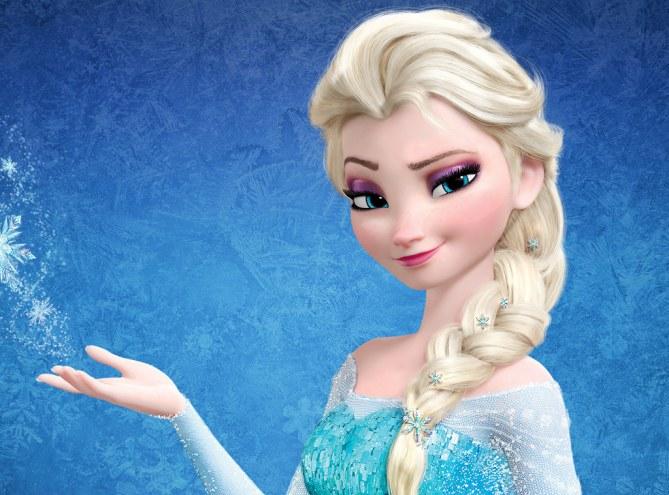 La trenza de Elsa