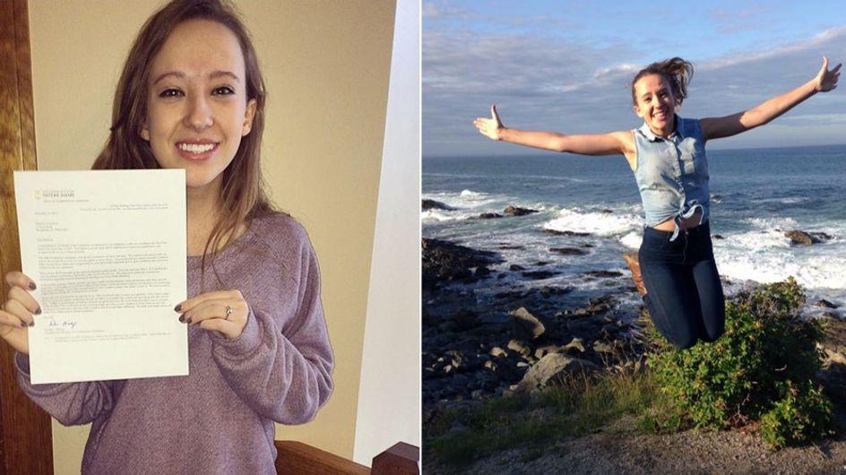 Rebecca rettete einen Freund und bezahlte ihren Mut mit dem eigenen Leben