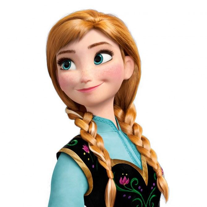 Las trenzas de Anna