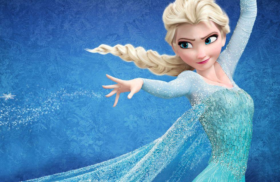 Tutoriales de peinado inspirados en las Princesas Disney