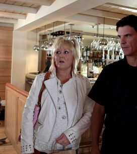 Coronation Street 24/07 - Tracy takes the plunge