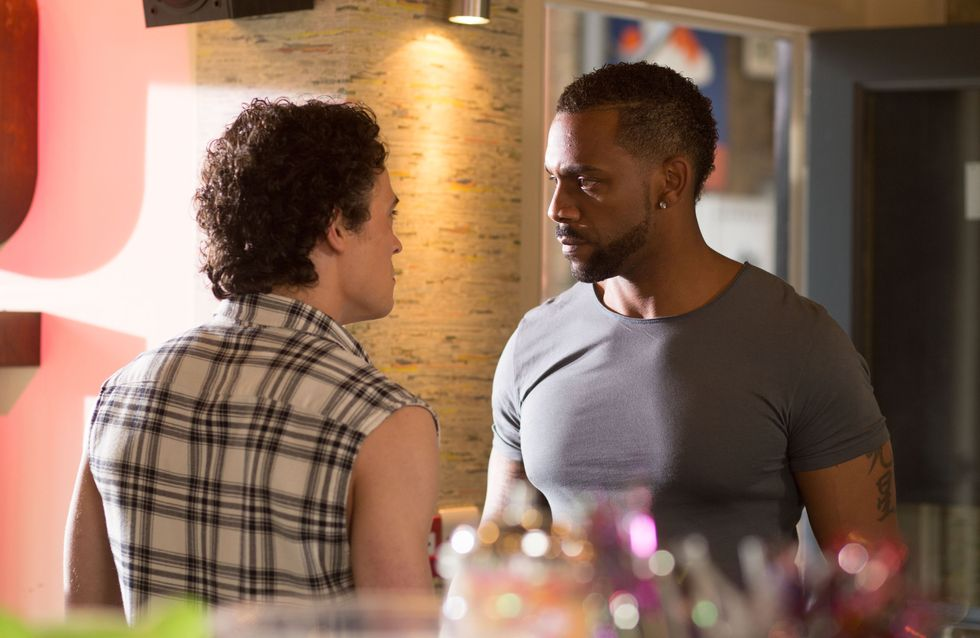 Eastenders 21/07 - The fallout of the arrest continues to ripple