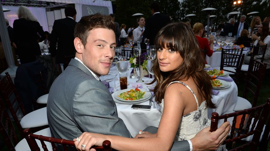 Lea Michele : Son hommage à Cory Monteith deux ans après sa mort (Photo)