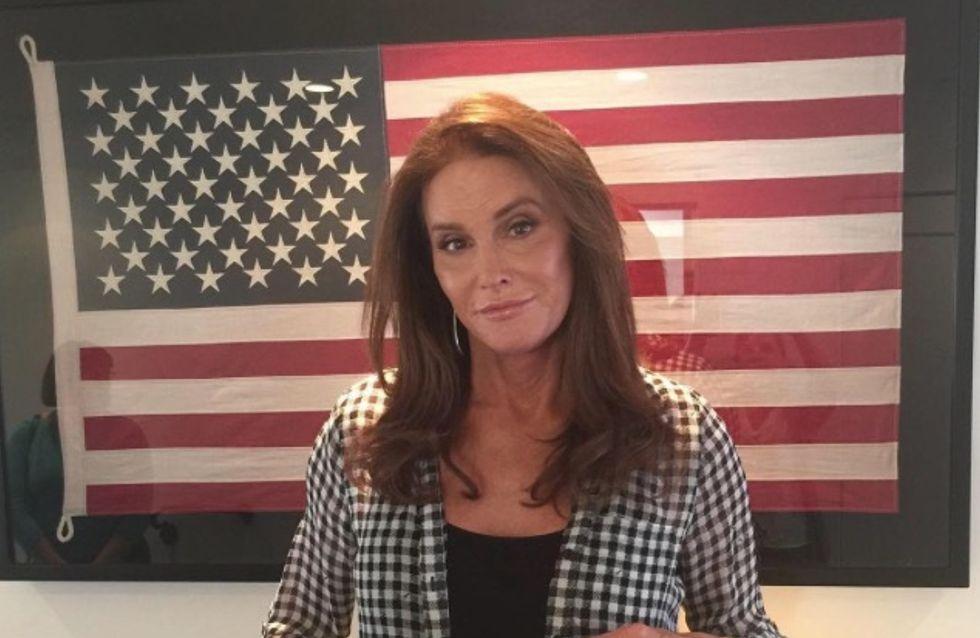 Caitlyn Jenner commence sa lutte contre le harcèlement (Photo)