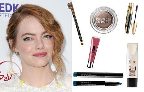 Copia el maquillaje de Emma Stone
