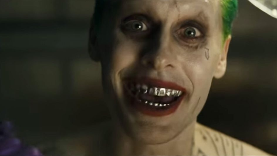 Jared Leto's Joker Is Going To Haunt Our Dreams In Suicide Squad's First Trailer