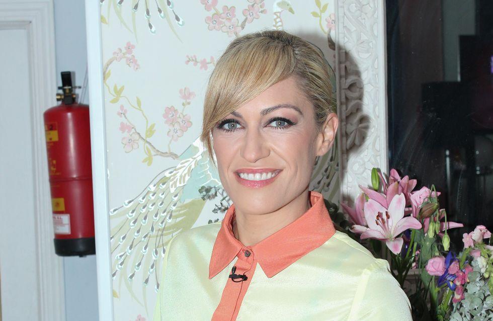 Luján Argüelles, madre de su primera hija, Miranda