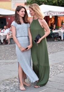 Filippa con la figlia Stella