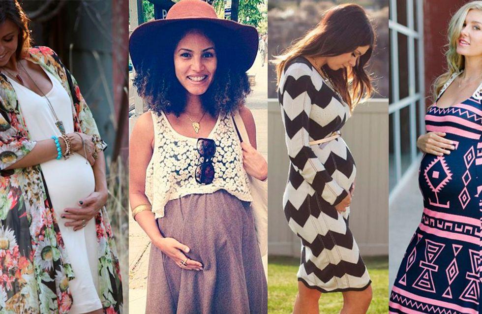 Gestação fashion: ideias espertas para grávidas que AMAM se vestir bem
